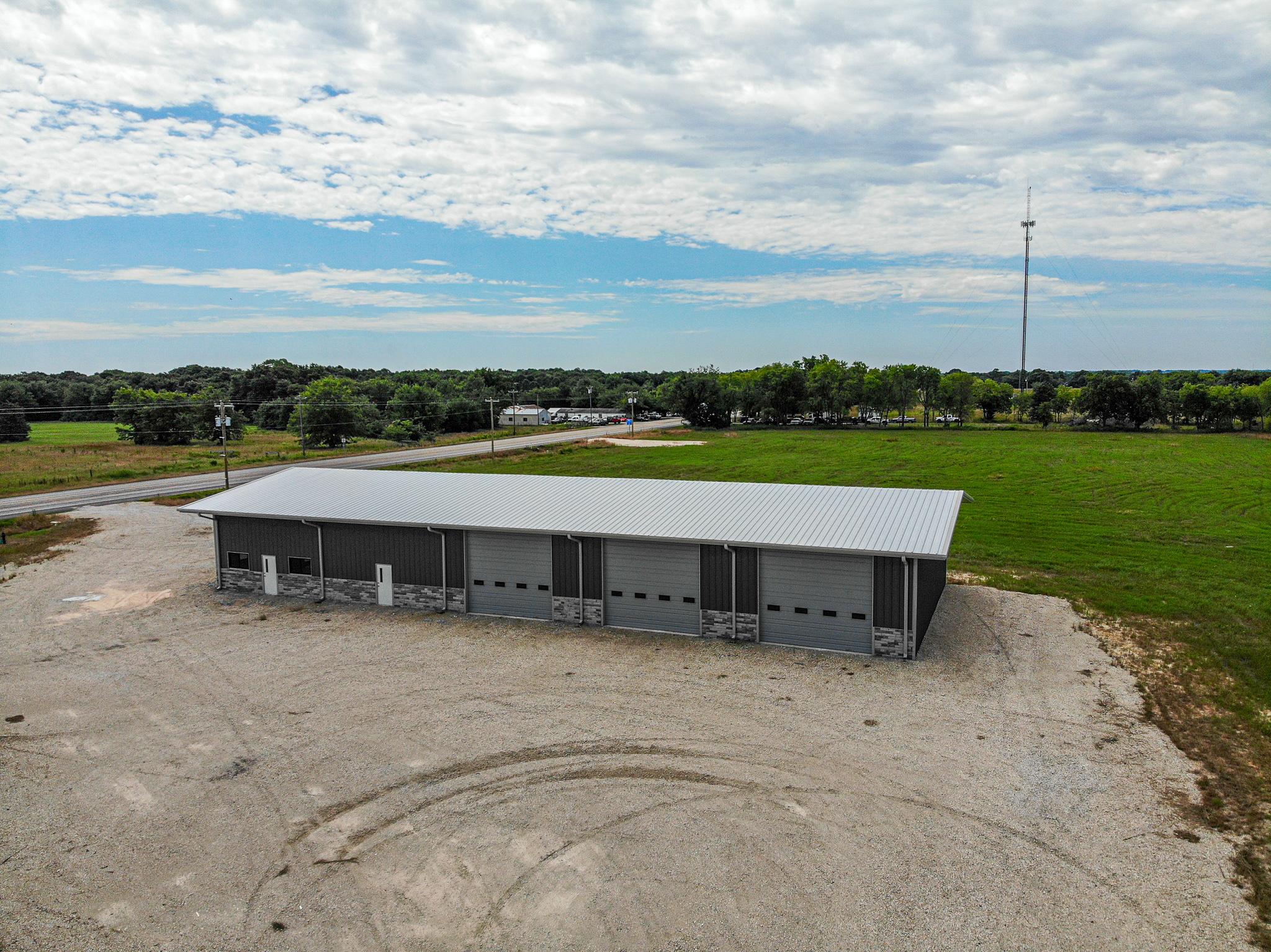 5880 S H  34 Quinlan, Texas 75474 | Eagle Business Park